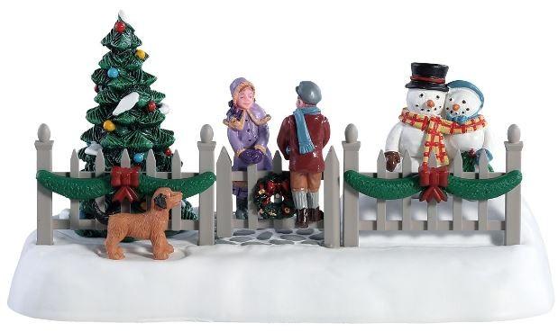 Новогодний сувенир «Зимние забавы»