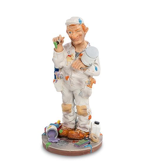 Комичная статуэтка «Маляр»