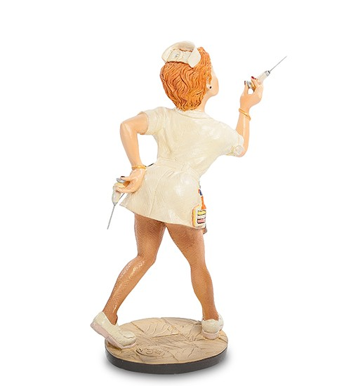Комичная статуэтка «Медсестра»