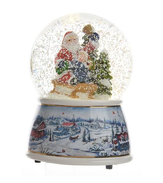 Снежный шар «Дед Мороз»