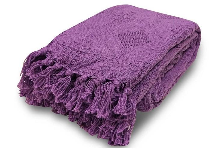 Плед-покрывало «Виноград фиолетовый»