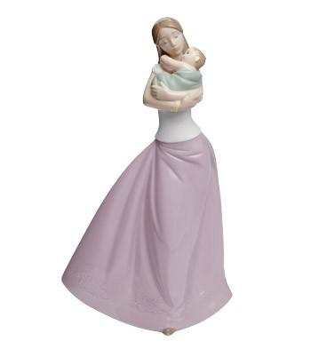 Фарфоровая статуэтка Nao «Время спать»