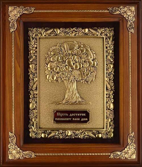 Ключница настенная «Дерево Изобилия»