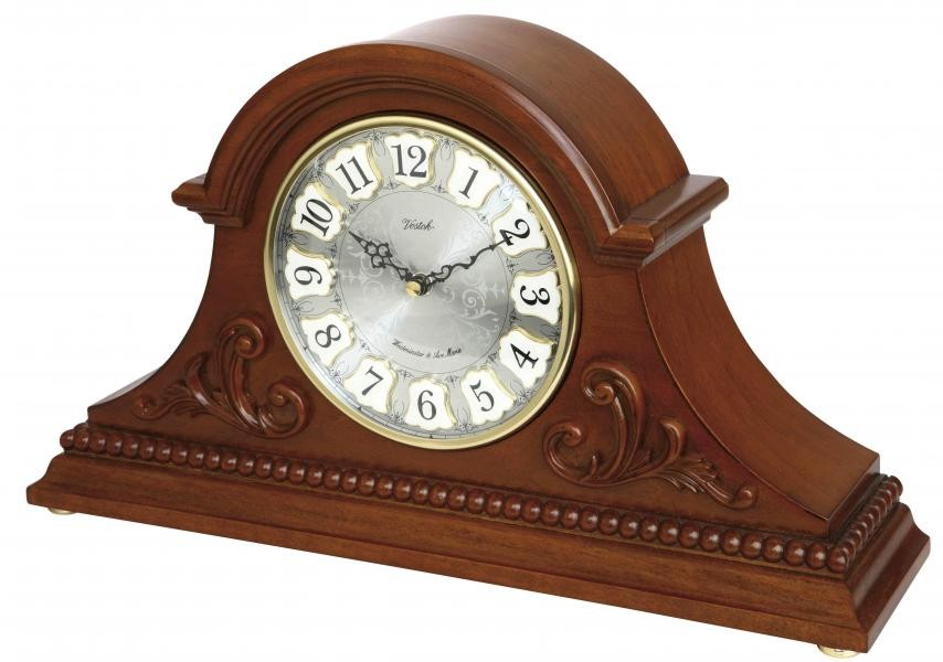 Часы настольные ажурные