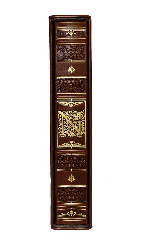 Книга подарочная «История Наполеона» (в футляре)