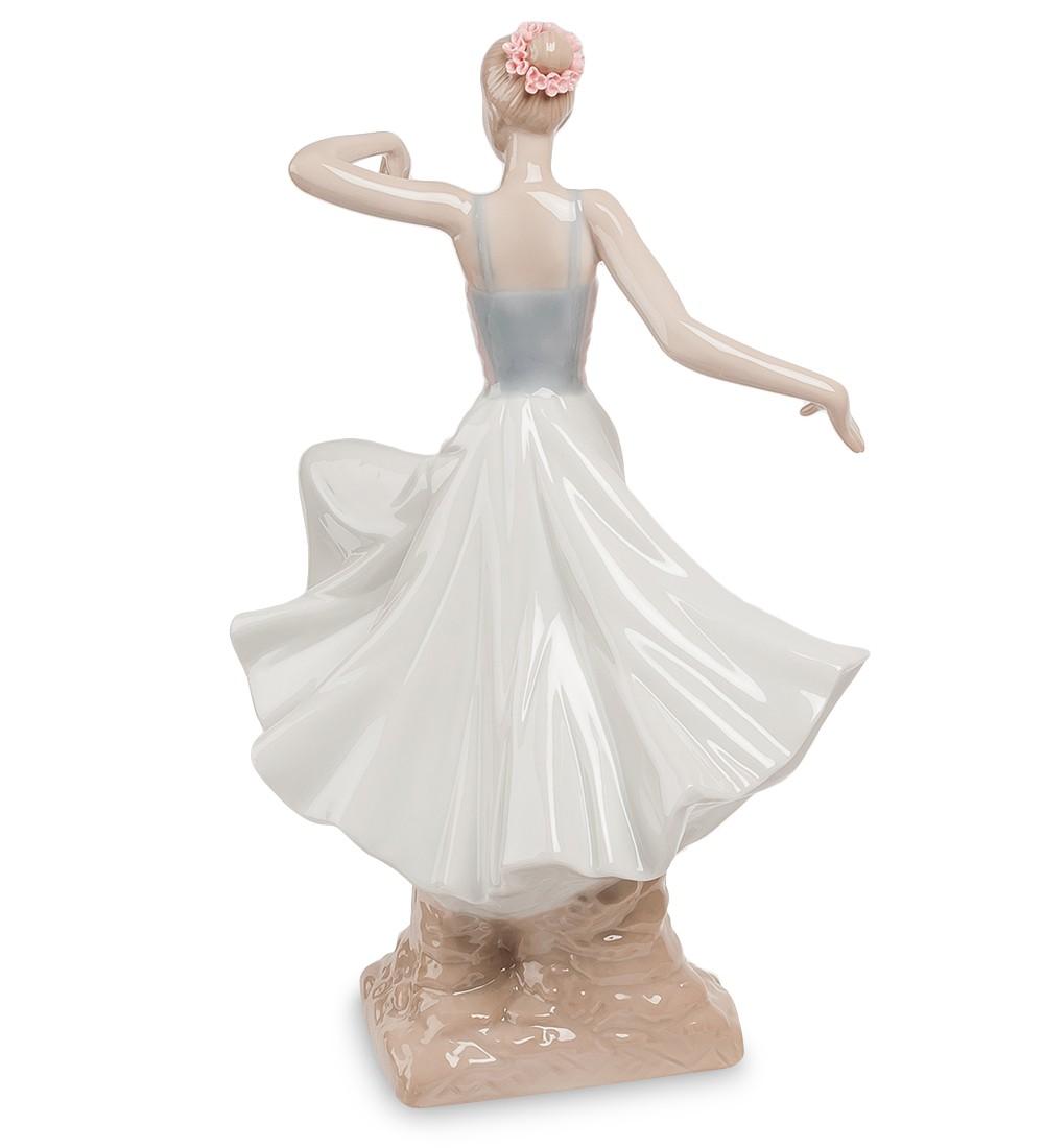 Фарфоровая статуэтка «Балерина»