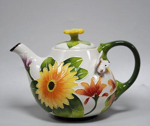 Чудо-чайник «Гербера»