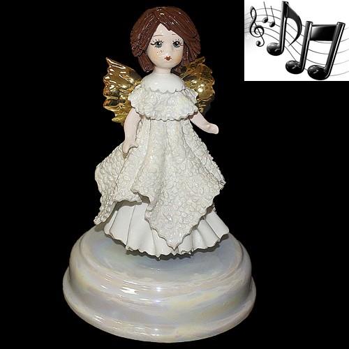 «Ангел» музыкальная статуэтка