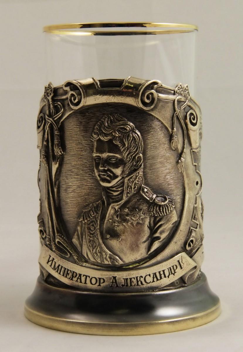 Подстаканник «Александр I»
