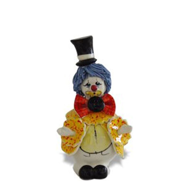 Статуэтка «Клоун в целиндре»
