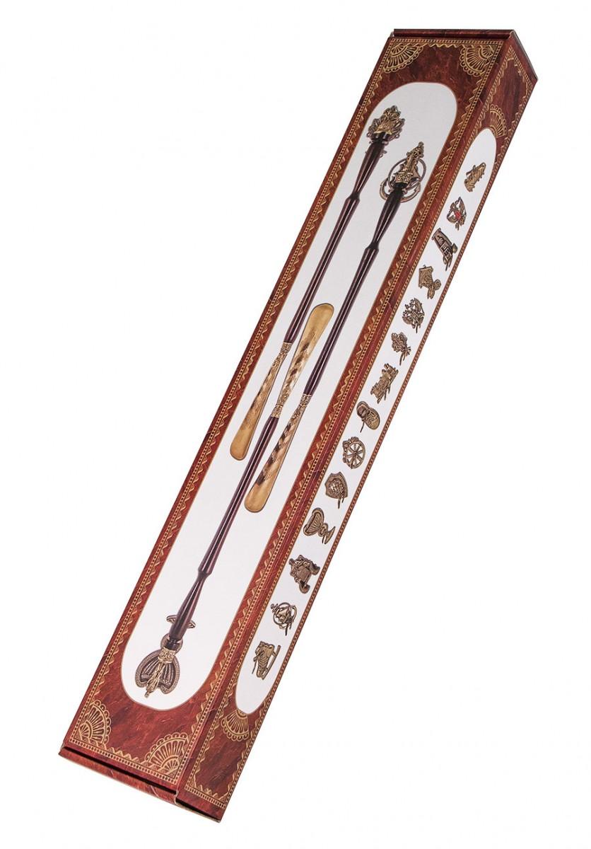 Ложка для обуви с длинной ручкой «Домовой»
