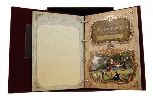 Родословная книга «Семейный альбом»