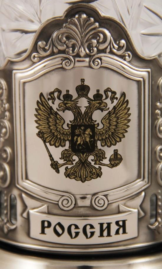 Подстаканник «Россия. Герб» ПД-5к