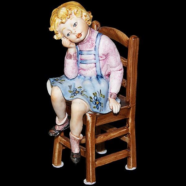 Фарфоровая статуэтка «Лидия»