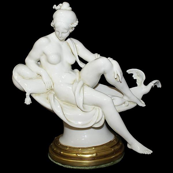 Фарфоровая статуэтка «Мир»