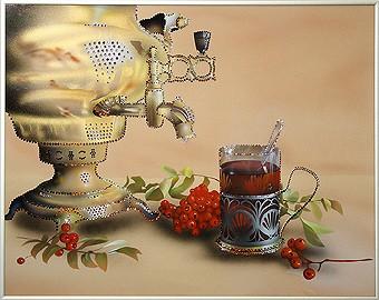 Картина «Приятного чаепития»