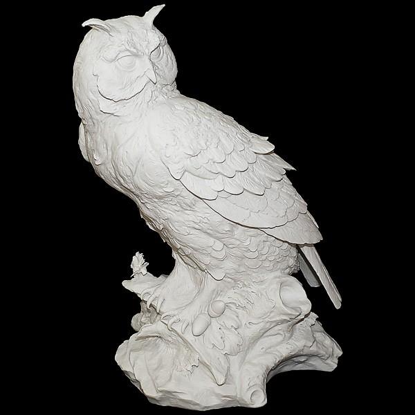 Статуэтка «Сова» Porcellane Principe
