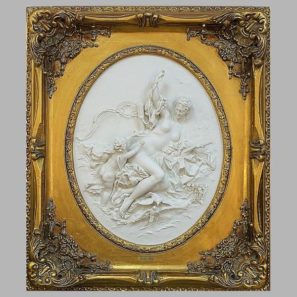 Панно «Венера и купидон»