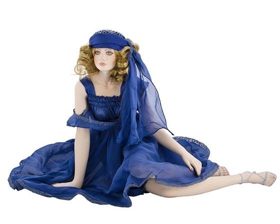 Кукла фарфоровая «Джулия»