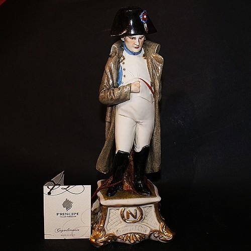 Фарфоровая статуэтка «Наполеон» Porcellane Principe