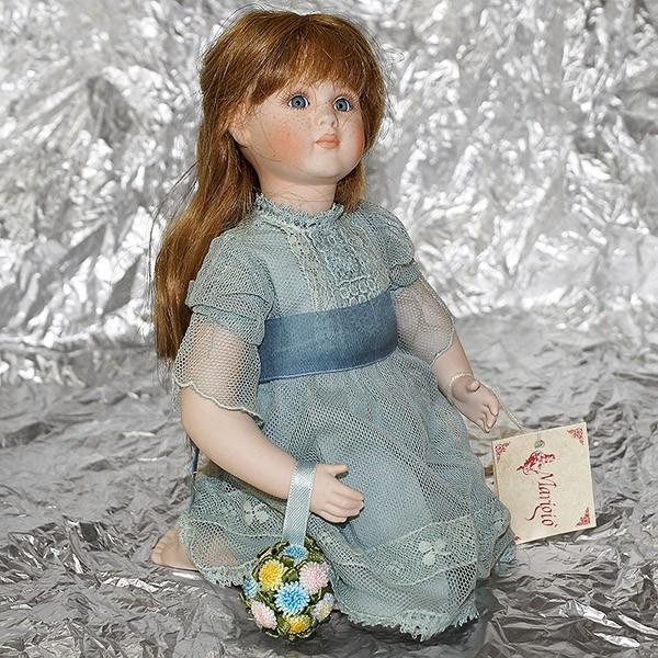 Кукла фарфоровая «Мила»