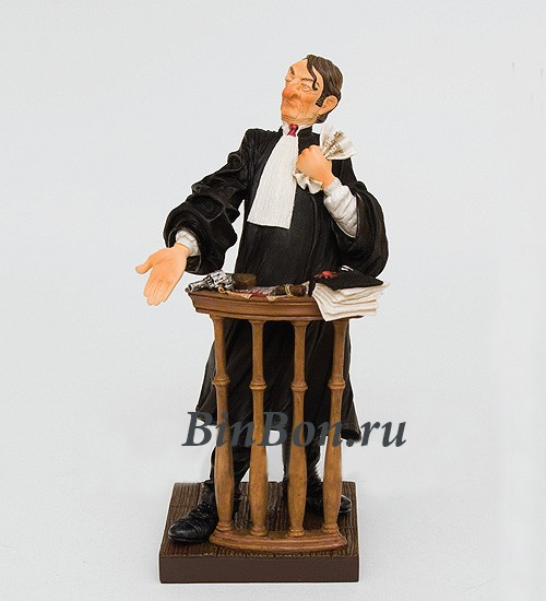 Адвокат (мал). Коллекция Форчино
