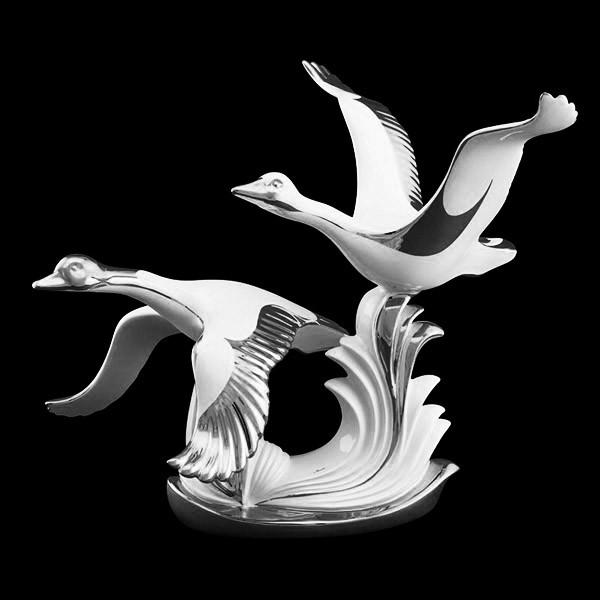 Статуэтка «Утки»