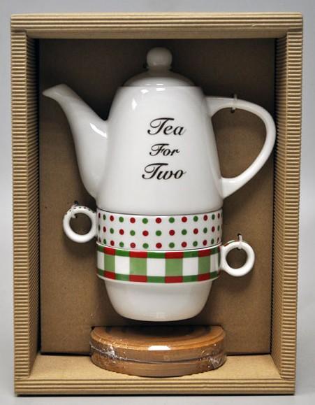 Набор для чая подарочный