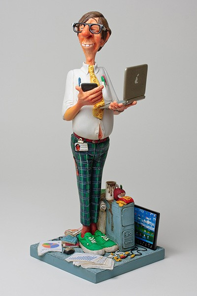 Компьютерщик. Коллекция Форчино