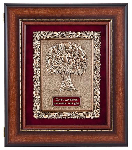 Ключница настенная «Древо изобилия»