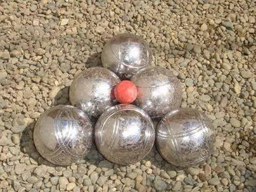 Боча ( Петанк ) набор для игры на улице